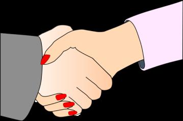 Handshake 04 Man Wonam